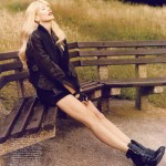 Claudia Schiffer Vogue October 2009