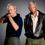 Clint Eastwood Morgan Freeman 1