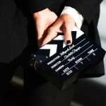 clutch the new it bag Charlotte Olympia black and white clutch