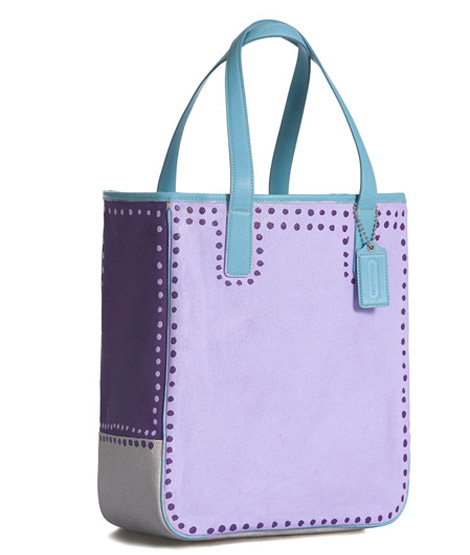 Coach Star Tote Brooke Shields