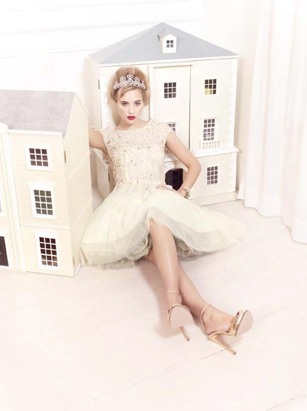 Coast Ballgowns Limited Edition Collection Suki Waterhouse