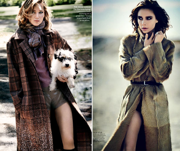 coats Fall 2013 Fashion Vogue September
