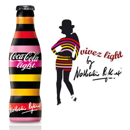 Coca cola light Nathalie Rykiel