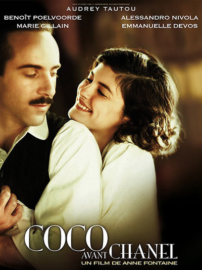 Coco avant Chanel movie poster 2