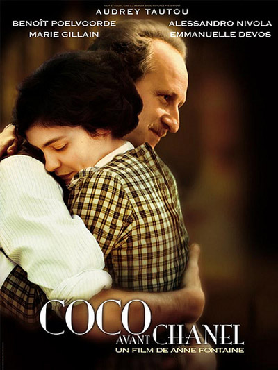 Coco avant Chanel movie poster 3