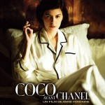 Coco avant Chanel smoking movie poster