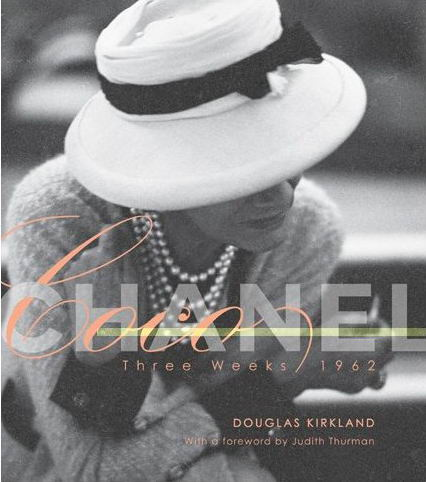 Coco Chanel by Douglas Kirkland Three Weeks 1962 photos