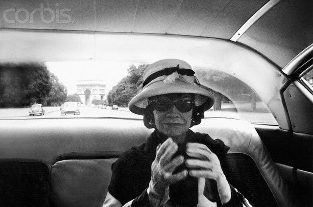 Coco Chanel by Douglas Kirkland Three Weeks 1962 photos 2