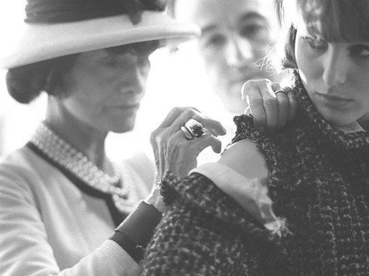Coco Chanel by Douglas Kirkland Three Weeks 1962 photos 3