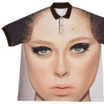 Coco Rocha T Shirt Visionaire and Lacoste