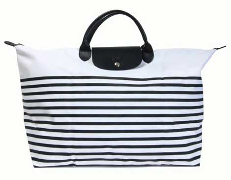 Colette Away kit Mariniere Longchamp pliage bag