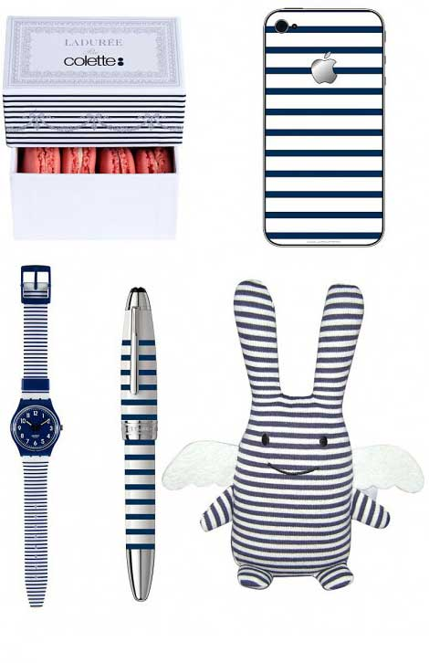 Colette Away Project accessories