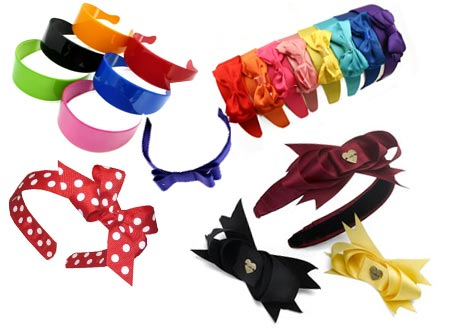Colored Headbands