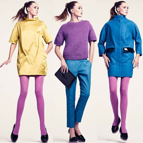 Bright Colors For Fall: H&M