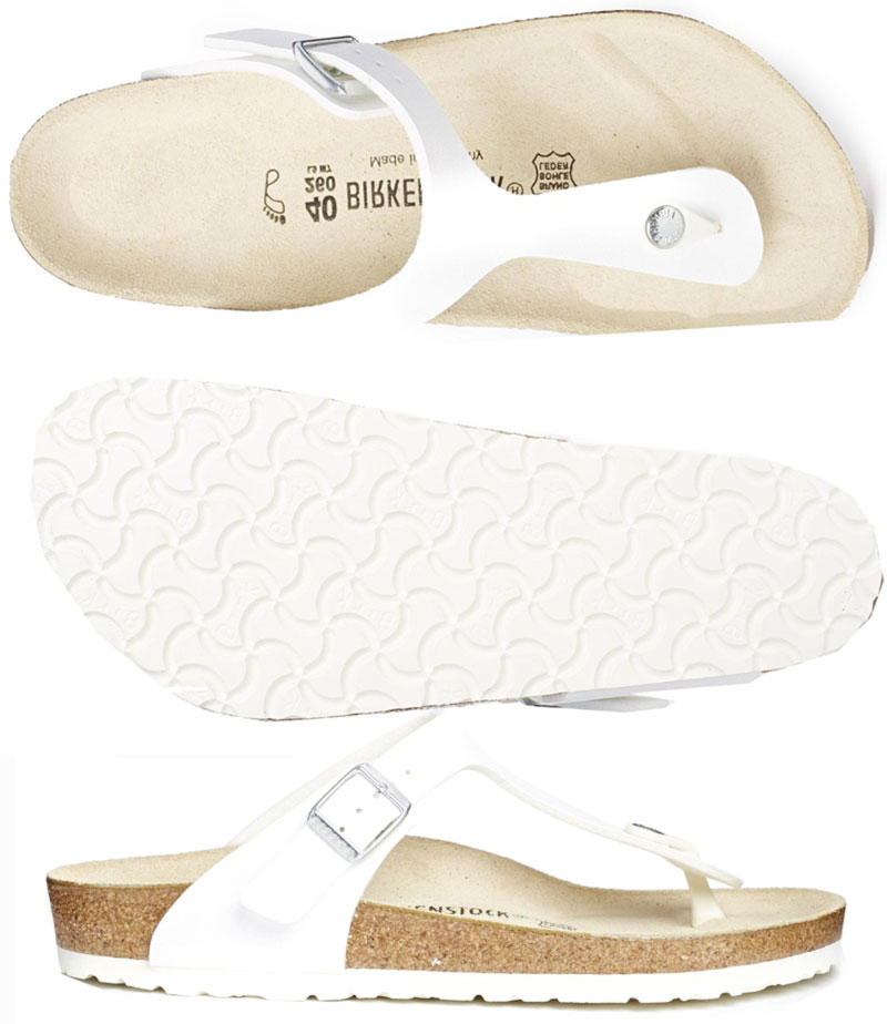 comfortable must have Birkenstock Gizeh sandals
