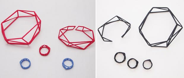 Comion Jewelry sets by Goncalo Campos