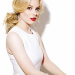 Community Britta Gillian Jacobs dressed up looking great