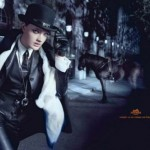 Constance Jablonski Hermes fall 2010 ad campaign 4