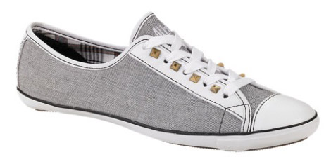 Converse All Star Light Low Top grey