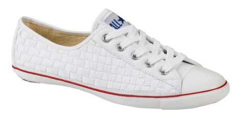 Converse All Star Light Low Top white