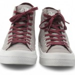 Converse All star Patta Lele grey quilted sneakers
