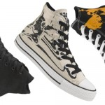 Converse Black Sabbath sneakers first collection 2008