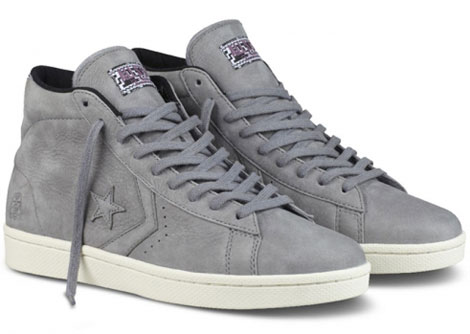 Converse Footpatrol first string pro leather sneakers