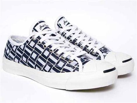 Converse Jack Purcell sail sneakers