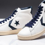 Converse Lanvin en Bleu 76 Leather