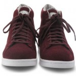 Converse one star Patta Lele burgundy sneakers