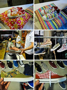 Converse Spring Summer 2012 looks like this
