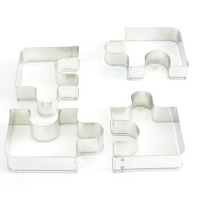 Cookie Cutter Puzzle set Muji