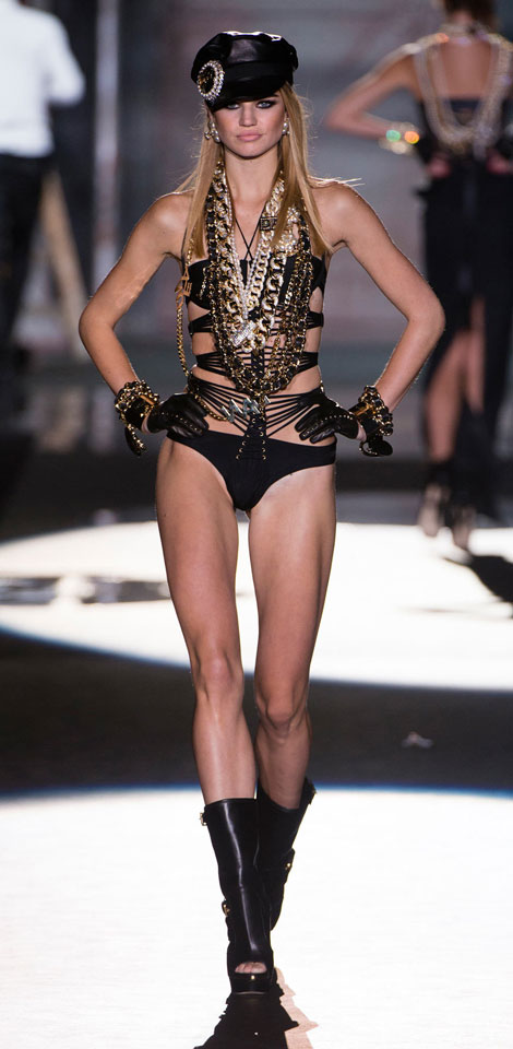 cool swimsuit DSquared2 Summer 2013