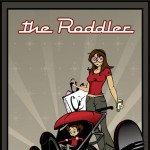coolest stroller the roddler