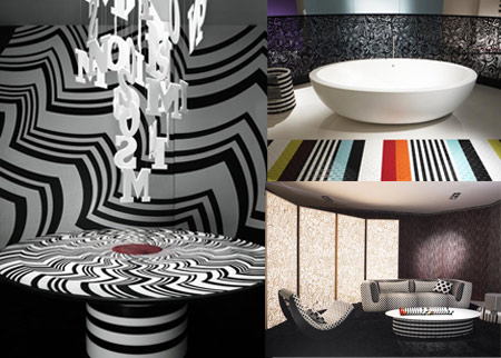 Corian Loves Missoni Milan 2008
