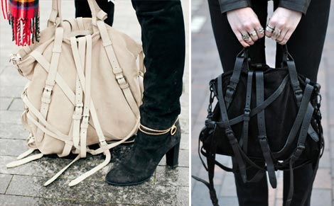 DIY Bag: Alexander Wang The Kirsten Tote