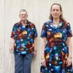 couple matching outfits for 35 years