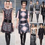 couture masters Lagerfeld for Chanel Fall 2013 Couture
