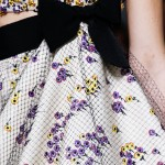 Couture sequins embroidery Giambattista Valli Spring 2016
