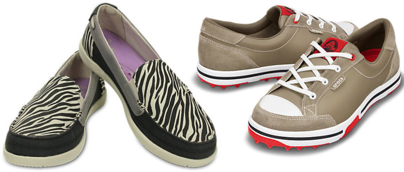crocs trendy sneakers