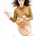Crystal Renn photoshoot 1