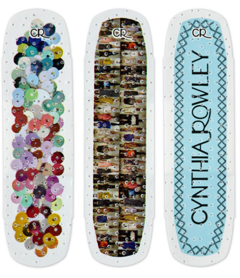 Cynthia Rowley band aids
