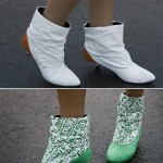 Dacca Plastic Bags boots