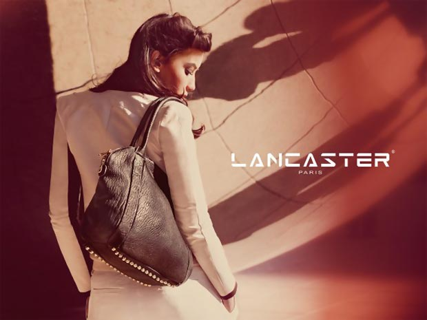 Daisy Lowe bags Ad Campaign Lancaster