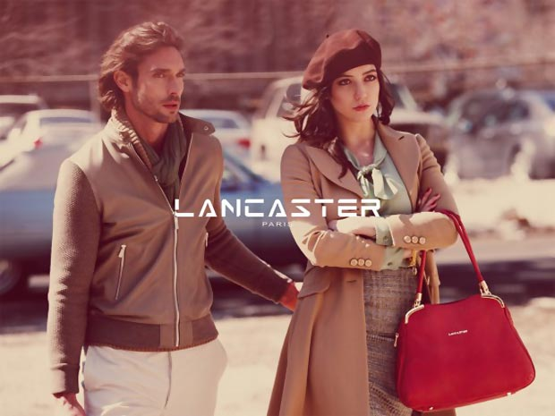 Daisy Lowe Donny Lewis Lancaster 2013 ad campaign