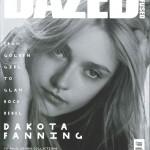 Dakota Fanning Dazed and Confused September 2010 cover