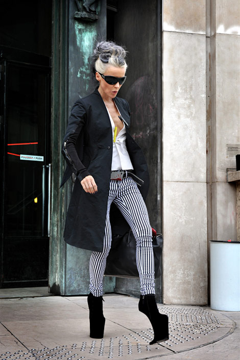 When I Grow Up, I Want To Be Daphne Guinness!