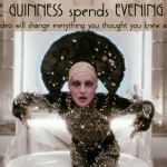 Daphne Guinness Evening in Space music video