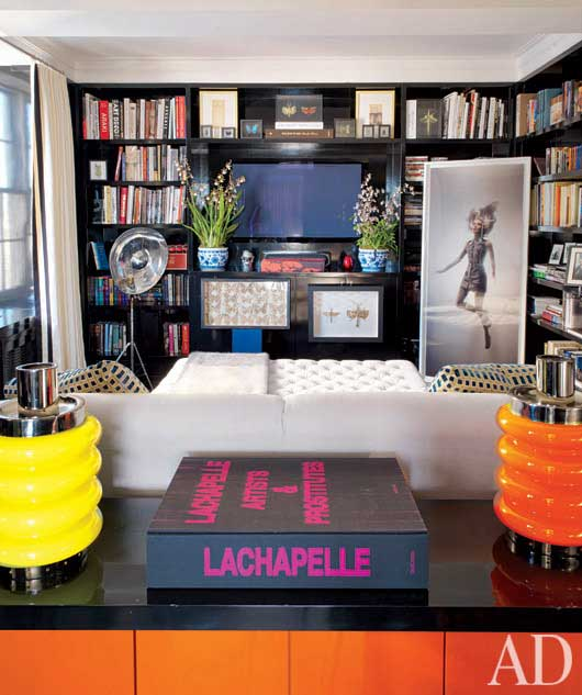 Daphne Guinness New York Apartment 3
