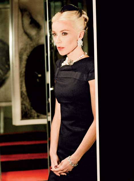 Daphne Guinness' Fancy New York Apartment